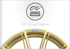 2015 Wheels Collection View the new CEC wheels catalog
